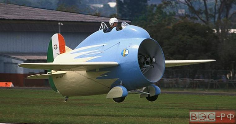 Самолет Stipa-Carponi