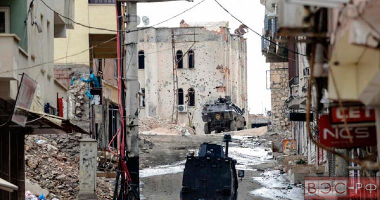 Турции местами становятся второй Сирией