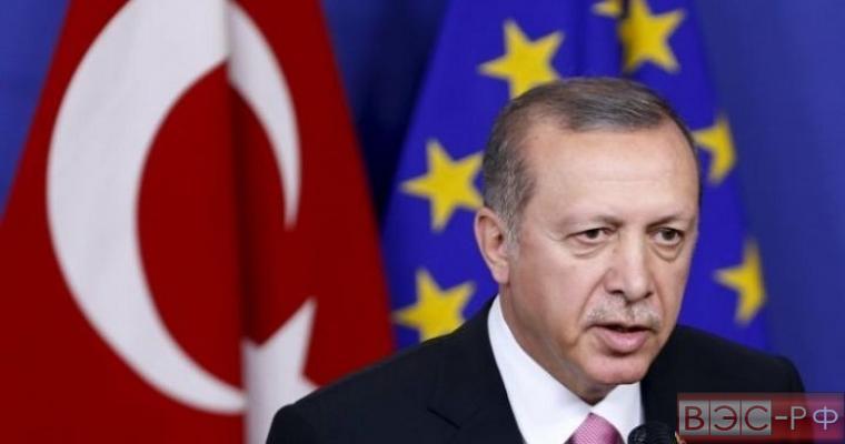 Эрдоган пророчит выход других стран из Евросоюза
