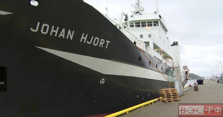 Россия внезапно закрыла Баренцево море