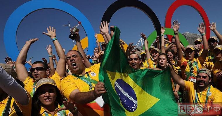 Волонтеры Олимпиады в Рио