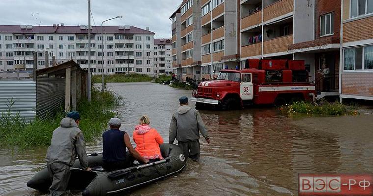 наводнение в Уссурийске 2017