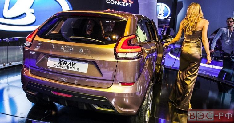 О новых опциях и ценах Lada XRay рассказали в АвтоВАЗе