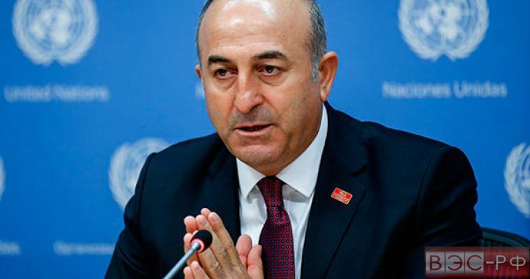 МИД Турции считает, что отношения с РФ входят в норму