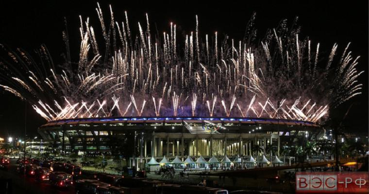 Олимпийские игры 2016 открыты