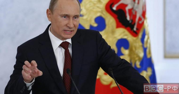 Путин уволил 8 генералов