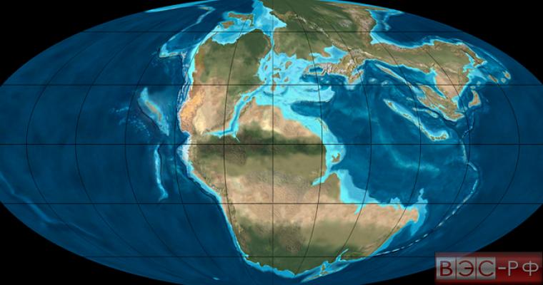 Суперконтинент Пангея может вновь появиться