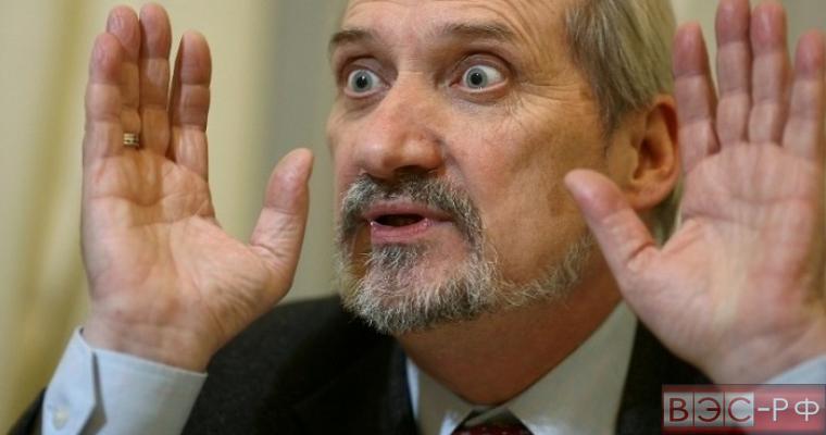 Министр обороны Польши назвал Россию самой большой мировой угрозой