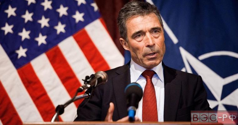 Расмуссен призывает США навести порядок в мире