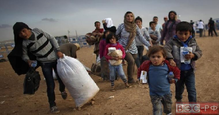 На границе Сирии