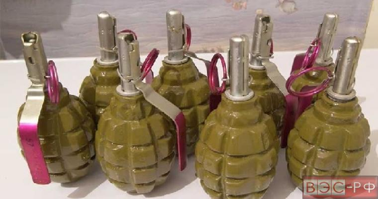 Волгоградские гранатометчики