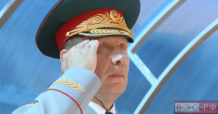 Виктор Золотов возглавит Нацгвардию РФ
