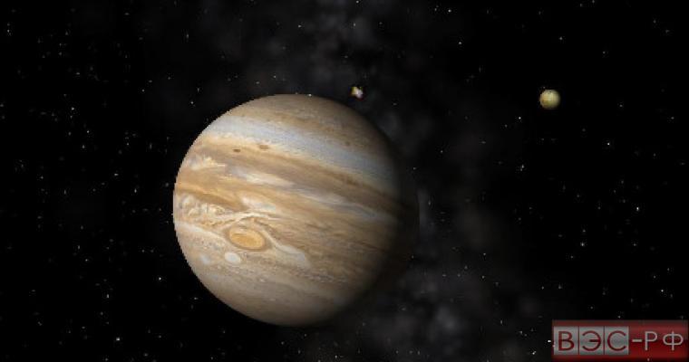 Новости космоса: видео столкновения Юпитера с кометой, квазар с высокой температурой