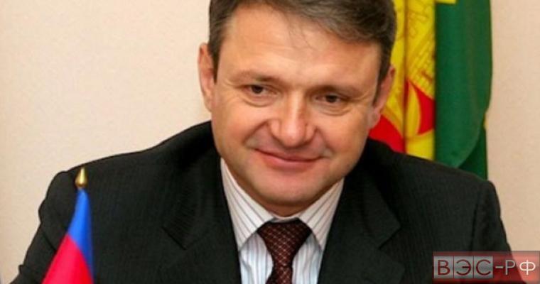 Глава Минсельхоза РФ Ткачев