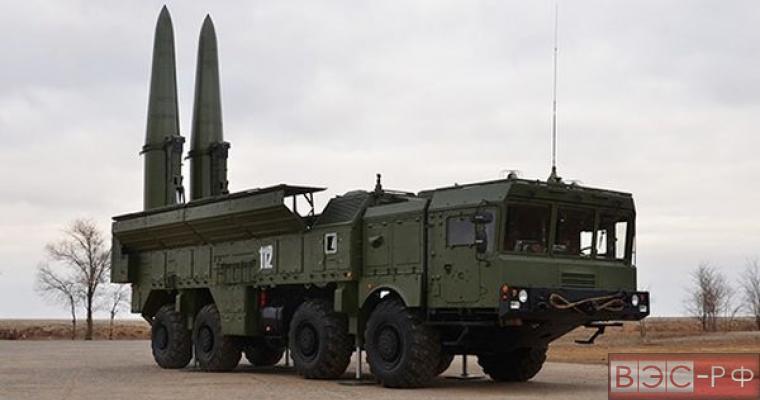 Минобороны опубликовало Видео пуска крылатой ракеты «Искандер-М»