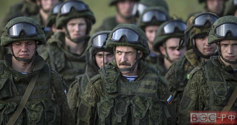 Двумя дивизиями ответит Россия на действия НАТО