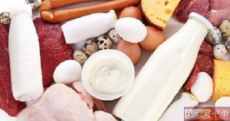 Мясо-молочная продукция
