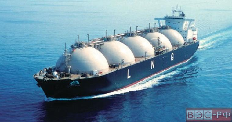 Франция отказывается покупать газ США