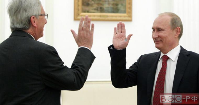 The Politico: США и ЕС недовольны намерением Юнкера посетить Россию