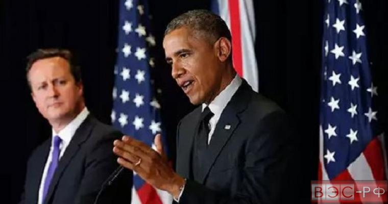 Обама угрожает Великобритании