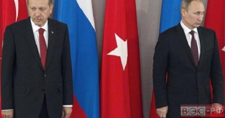 Кризис в отношениях Турции и России