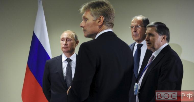 В Кремле сообщили о готовящихся информационных атаках на президента России
