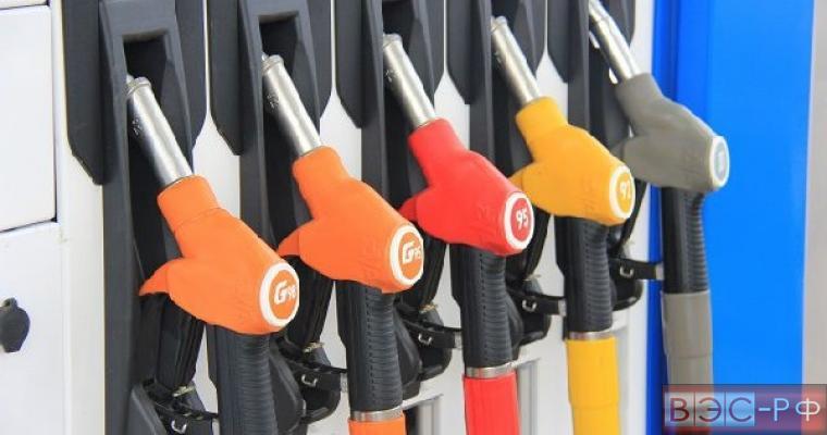 Цены на бензин повысятся на 10,4%