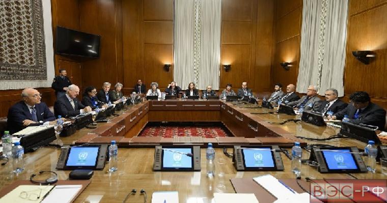 Межсирийские переговоры могут завершиться в Дамаске подписанием документа