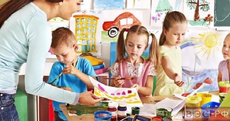 Детские сады при вузах