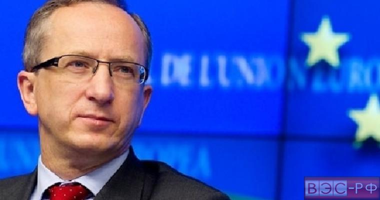 Посол ЕС Ян Томбинский