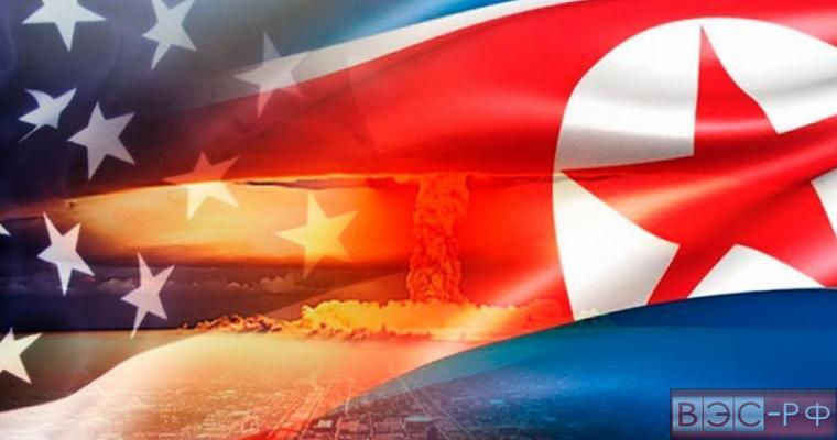 Китай сделал предупреждение США и Южной Корее