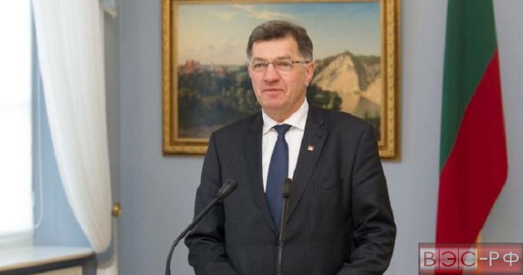 Премьер-министр Литвы