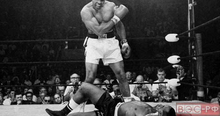 чемпионский пояс Али уйдет с молотка