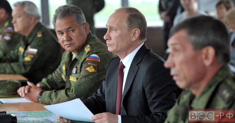 В Великобритании считают, что Путин строит бункер