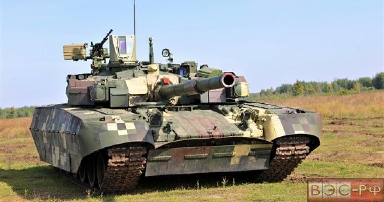 """Новый и суперсовременный танк """"Оплот"""""""