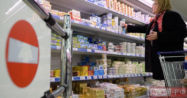 под действие продуктового эмбарго  России попала соль