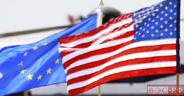 Трапм и Путин заставили нервничать Брюссель