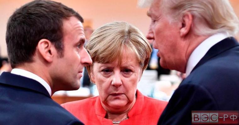 Европа ответила Трампу за пошлины
