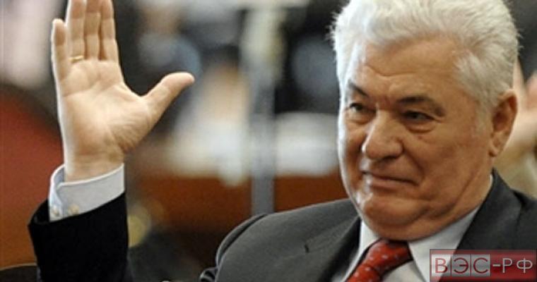 Экс президент Владимир Воронин