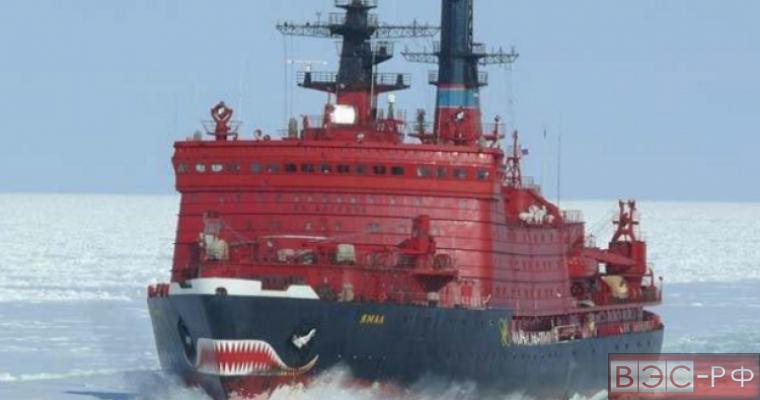 Россия стала лидером в освоении Арктики
