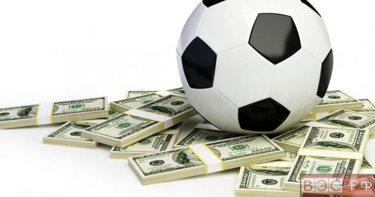 Стало известно кто стал самым высокооплачиваемым футболистом мира