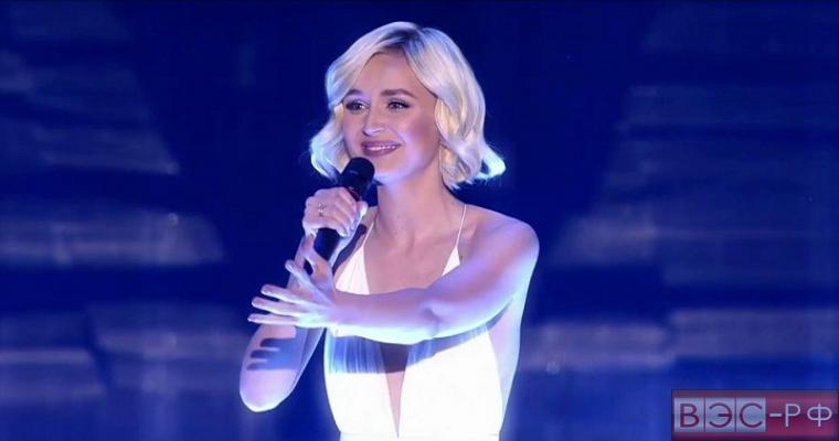Полина Гагарина выступит с премьерой песни в финале Кубка Конфедераций
