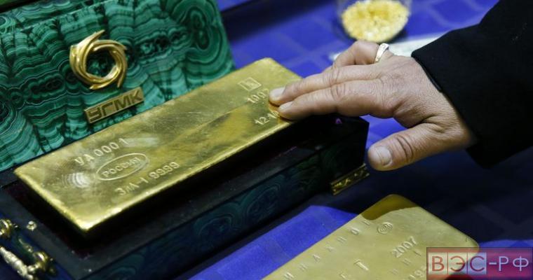 Россия обгоняет Китай по запасам золота