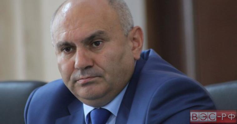 Первый заместитель министра сельского хозяйства Джамбулат Хатуов