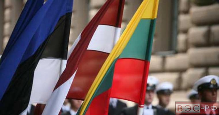 Прибалтийские страны могут лишиться части территорий