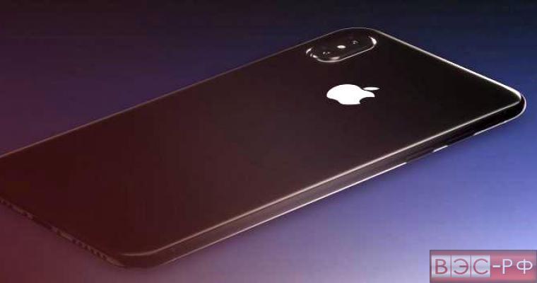 Макет  iPhone 8