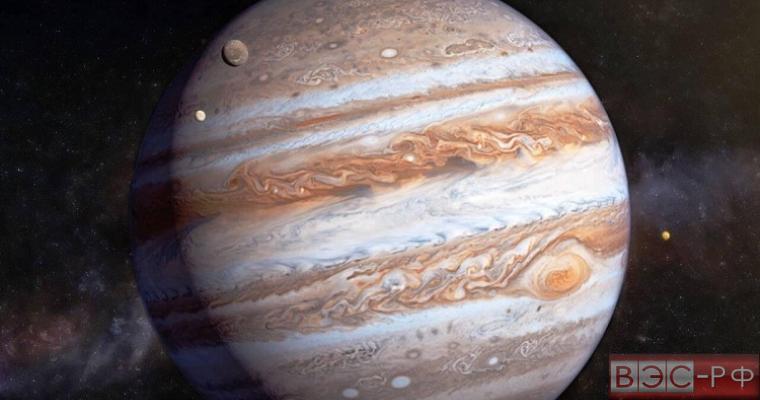 Ученые обнаружили внутри Юпитера планету, похожую на Землю