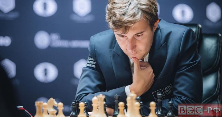 Российский шахматист Карякин победил на чемпионате мира по блицу