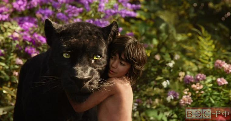Кинопрокат в СНГ возглавила Книга джунглей