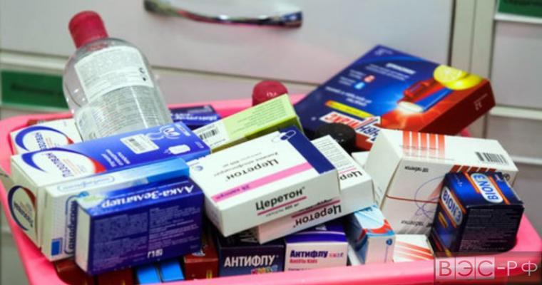 ФАС и Минэкономразвития поддерживают торговлю таблетками в магазинах